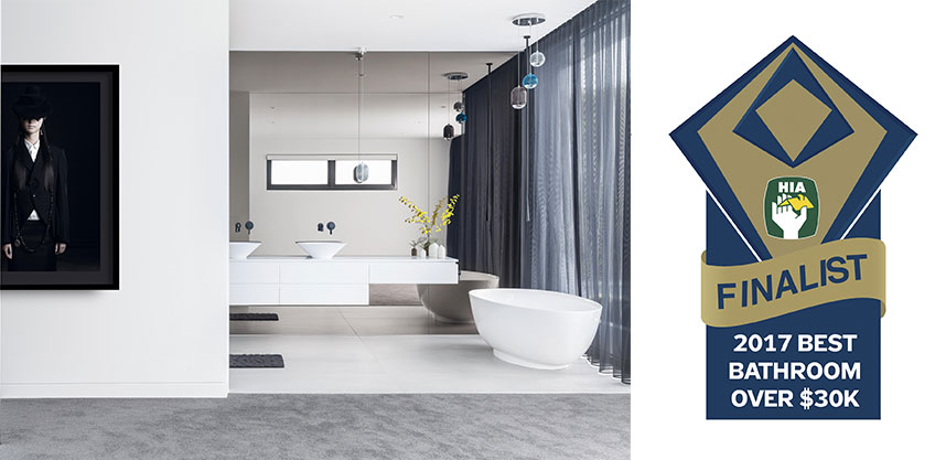 Finalist - Best Bathroom over $30,000