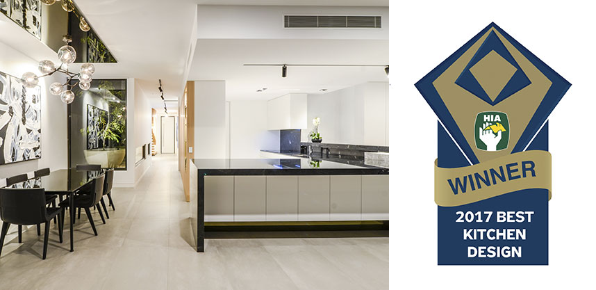 Winner - Best Kitchen Design